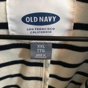Old Navy Jackets & Coats - Old Navy Striped Blazer